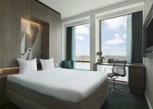 imagen del hotel Ramada Apollo Amsterdam