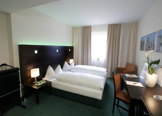 imagen del hotel Fleming´s Messe