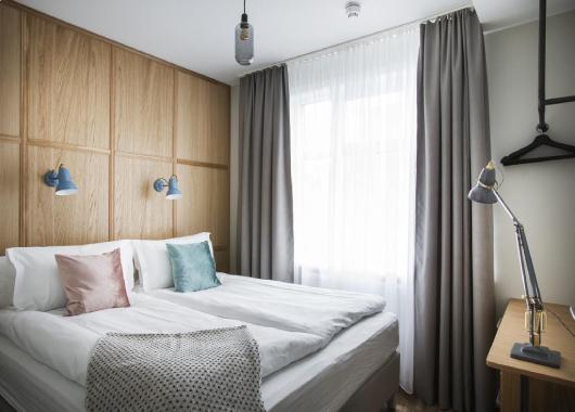 imagen del hotel Ódinsvé Hotel and Apartments