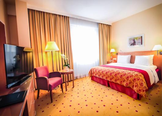 imagen del hotel Courtyard Vienna Schoenbrunn
