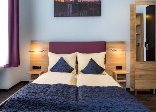 imagen del hotel Comfort Frankfurt City Centre