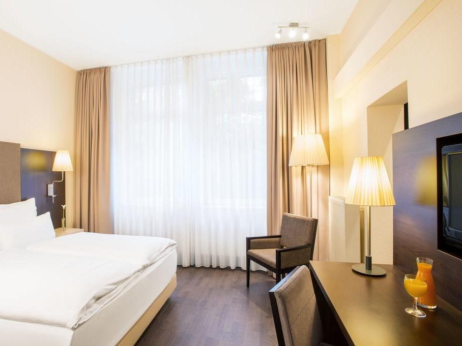 imagen del hotel NH Frankfurt Villa