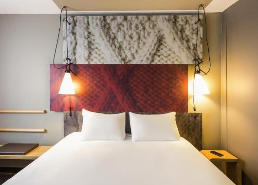 imagen del hotel Ibis Bordeaux Bastide