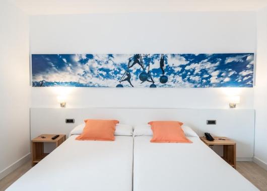 imagen del hotel THB Ocean Beach Hotel