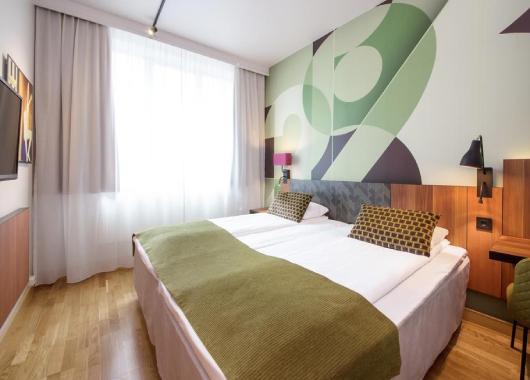 imagen del hotel Scandic Solli
