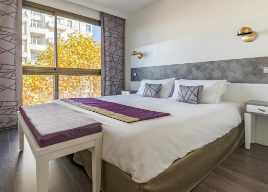 imagen del hotel Lagrange Aparthotel Lyon Lumiere