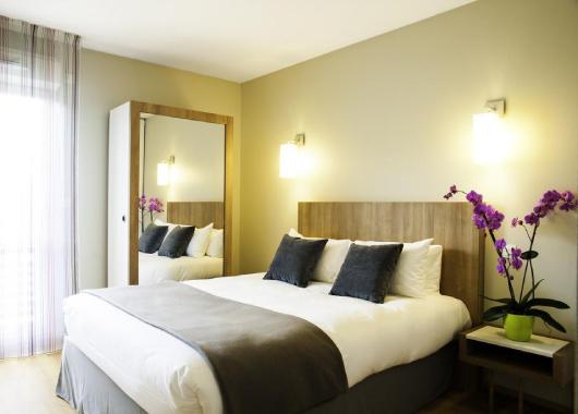 imagen del hotel Aparthotel Lagrange Toulouse Saint Michel