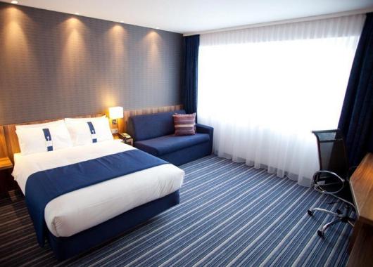 imagen del hotel Holiday Inn Express Dusseldorf City