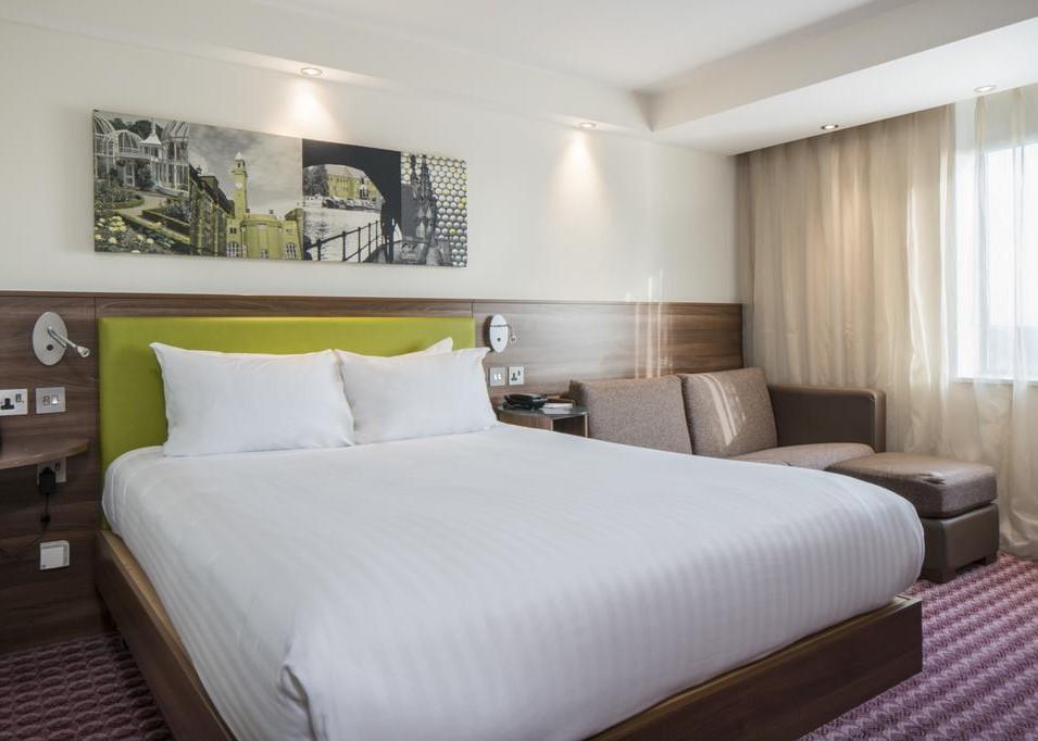 imagen del hotel Hampton By Hilton Birmingham Broad Street