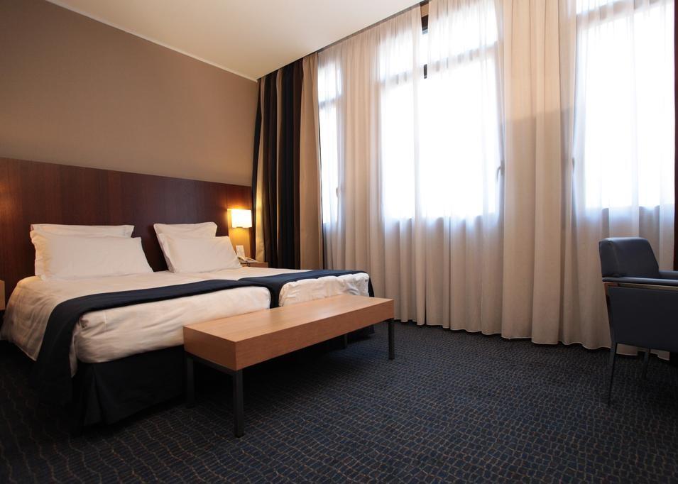 imagen del hotel Mercure Roma Piazza Bologna