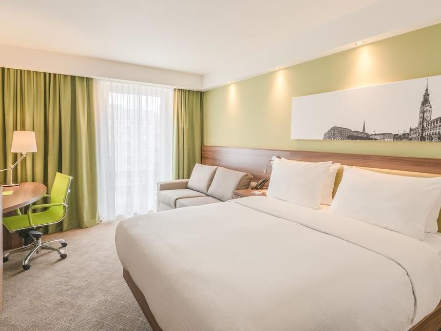 imagen del hotel Hampton By Hilton Hamburg City Centre