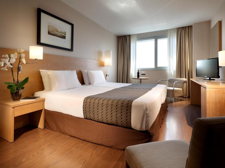 imagen del hotel Eurostars Lucentum