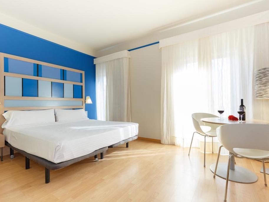 imagen del hotel Ciutat de Barcelona