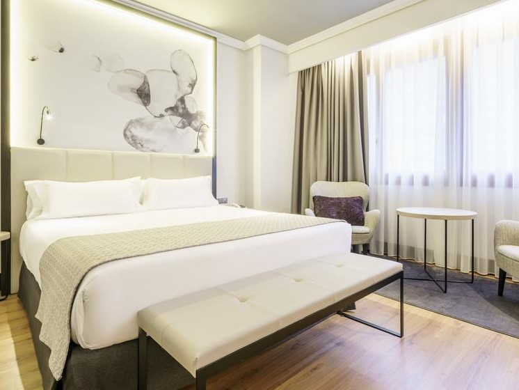 imagen del hotel Ilunion Bilbao