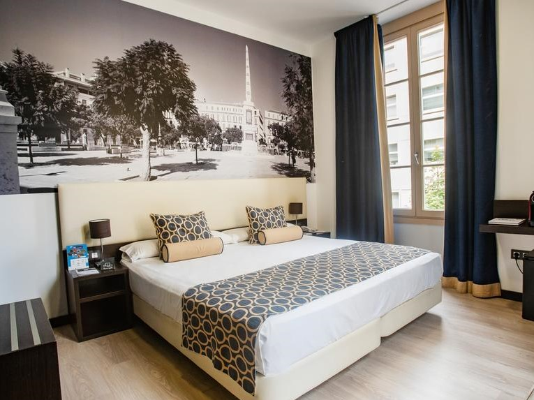imagen del hotel Hotel Soho Boutique Malaga
