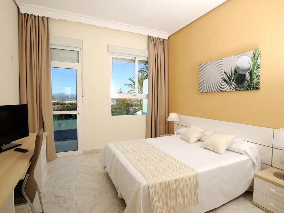 imagen del hotel Hotel Los Rosales