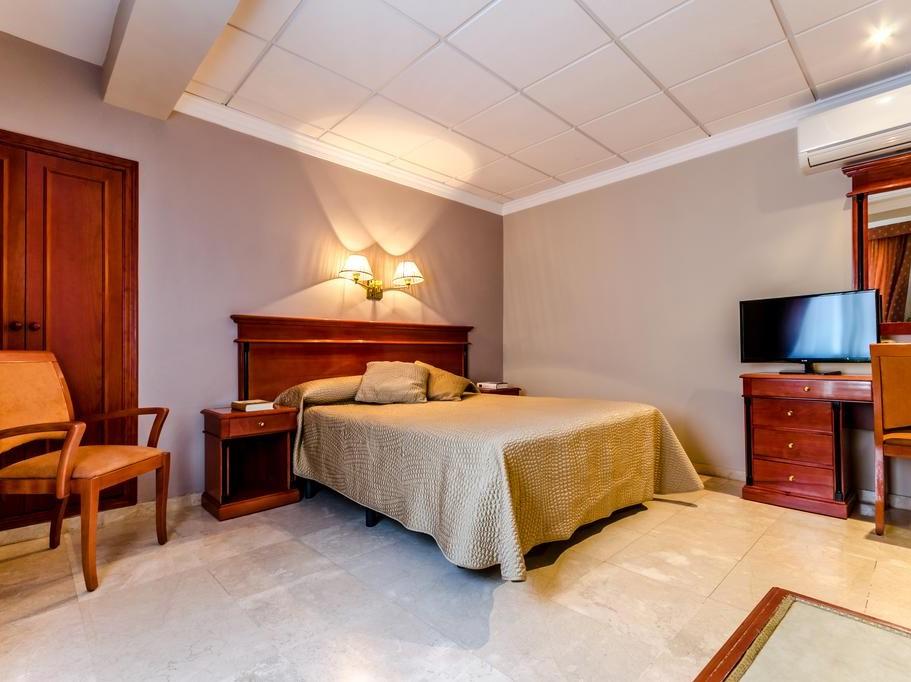 imagen del hotel Sacromonte