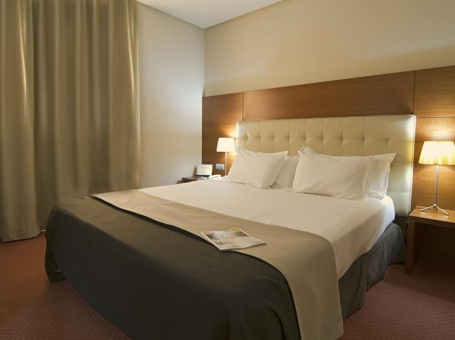 imagen del hotel Silken Coliseum