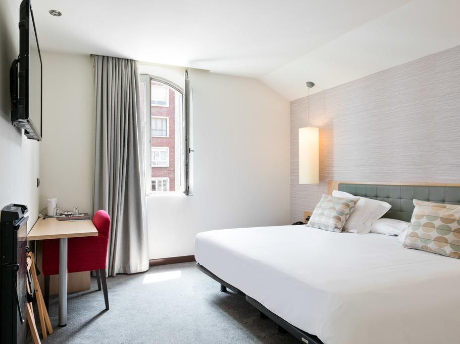 imagen del hotel Abba Santander