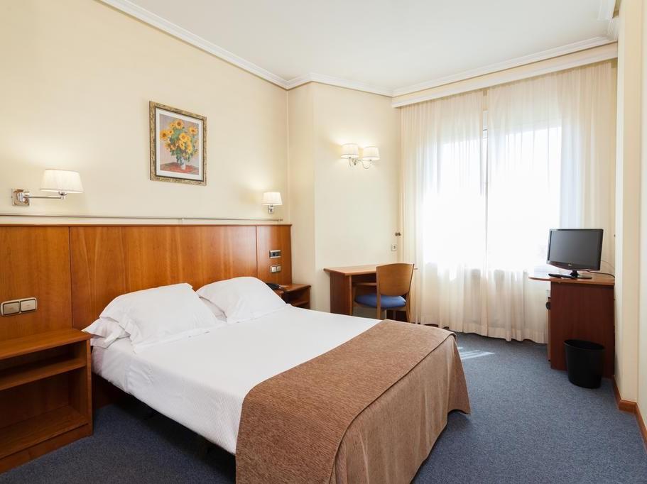 imagen del hotel Ciudad de Compostela