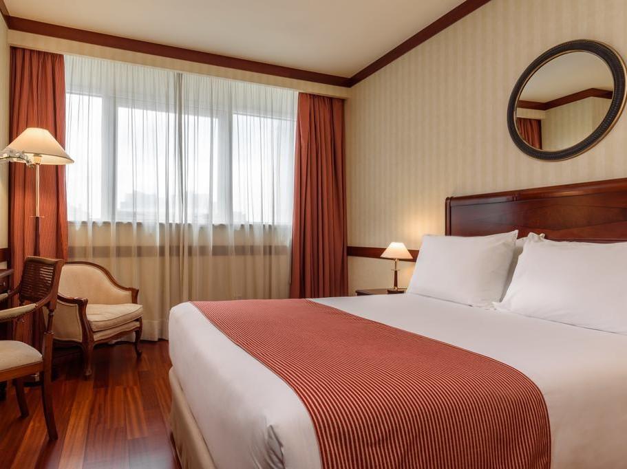 imagen del hotel Eurostars Gran Hotel Santiago