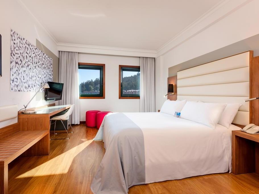 imagen del hotel TRYP Santiago Hotel