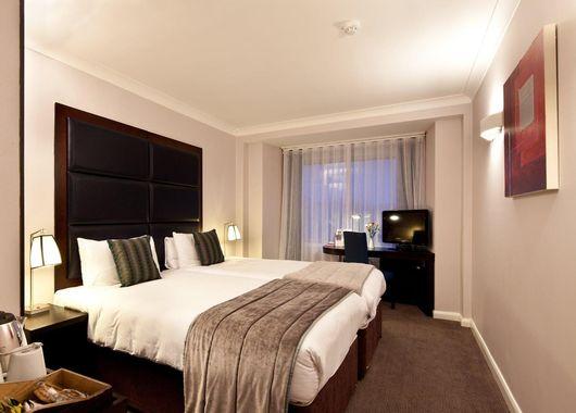 imagen del hotel Mercure London Kensington