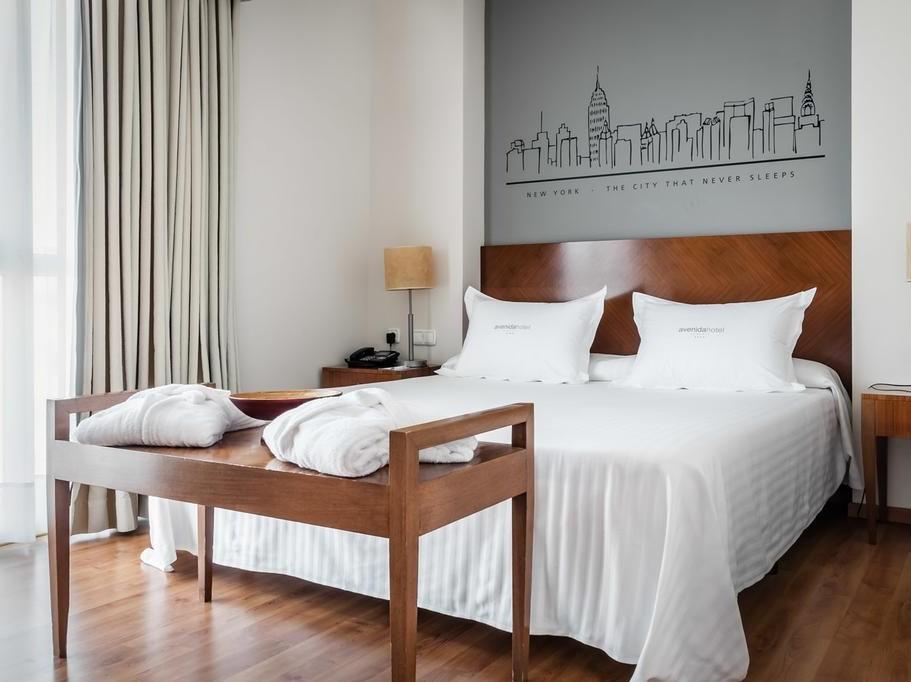 imagen del hotel Avenida Hotel Almeria