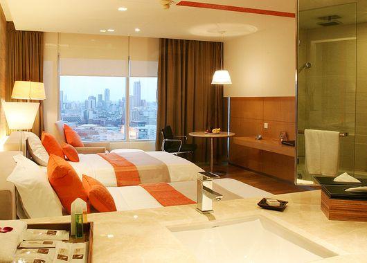 imagen del hotel Princess Square Hotel