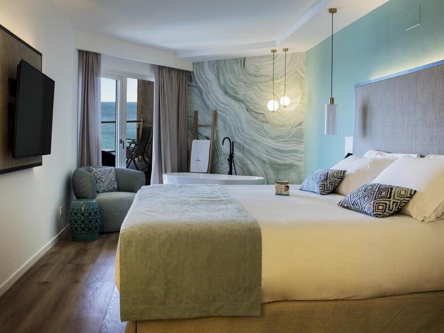imagen del hotel Hotel Suites del Mar