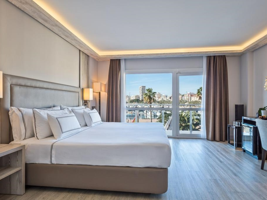 imagen del hotel Melia Alicante