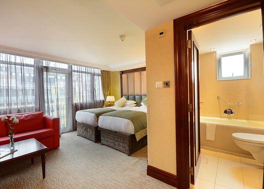 imagen del hotel Shaftesbury Metropolis London