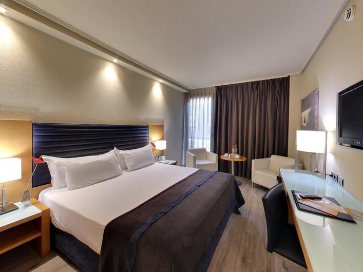 imagen del hotel Silken Indautxu