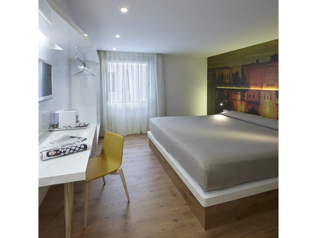 imagen del hotel Granada Five Senses Rooms & Suites