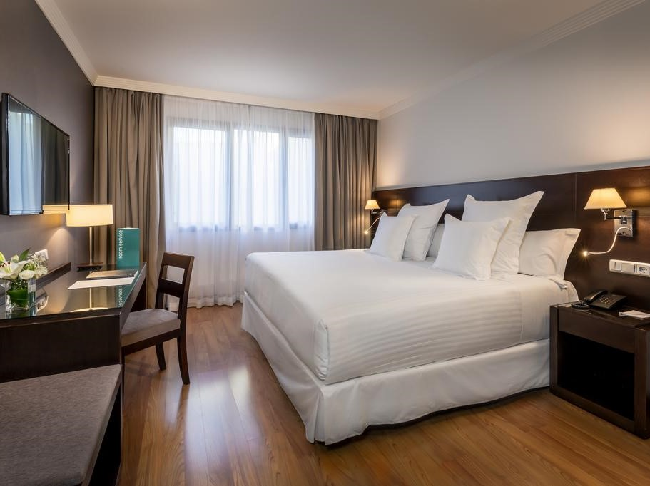 imagen del hotel Occidental Granada