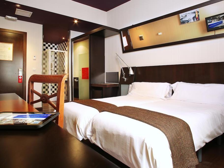 imagen del hotel Petit Palace Plaza Málaga