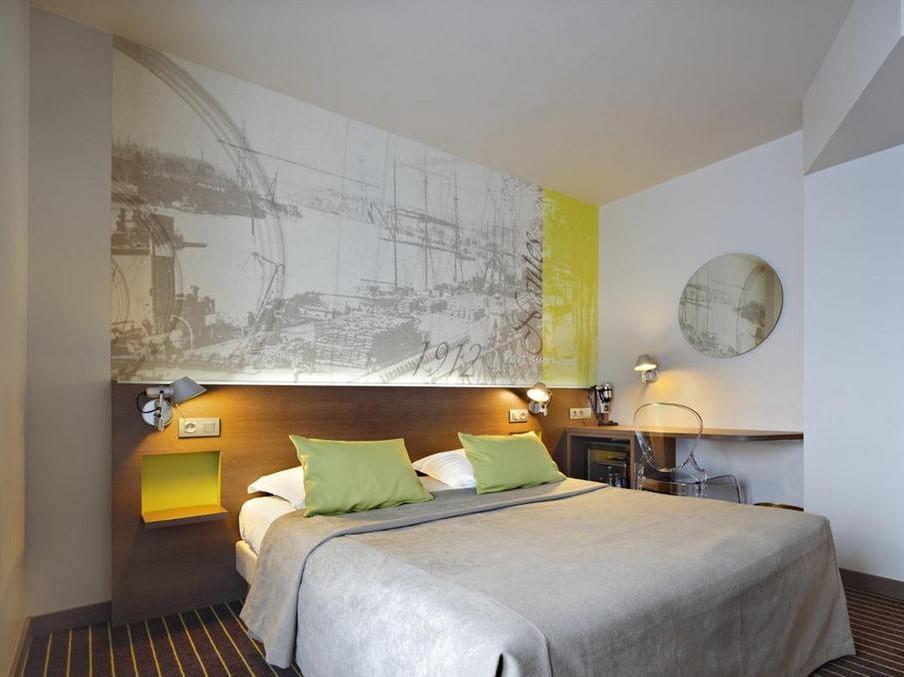 imagen del hotel Amiral Nantes