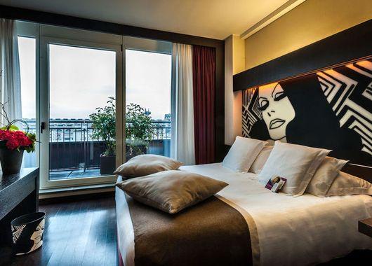 imagen del hotel Crowne Plaza Milan