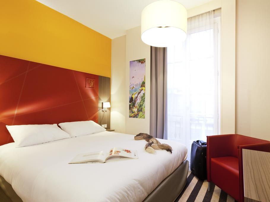 imagen del hotel Ibis Styles Nantes Graslin
