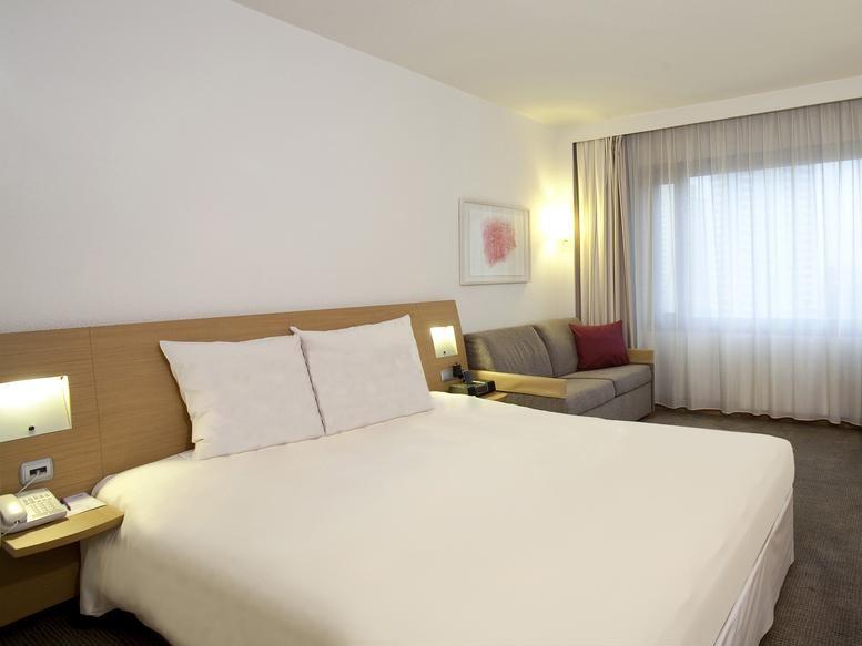 imagen del hotel Novotel Nantes Centre Gare
