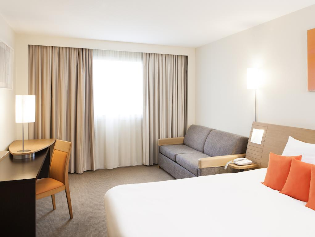 imagen del hotel Novotel Nantes Centre Loire