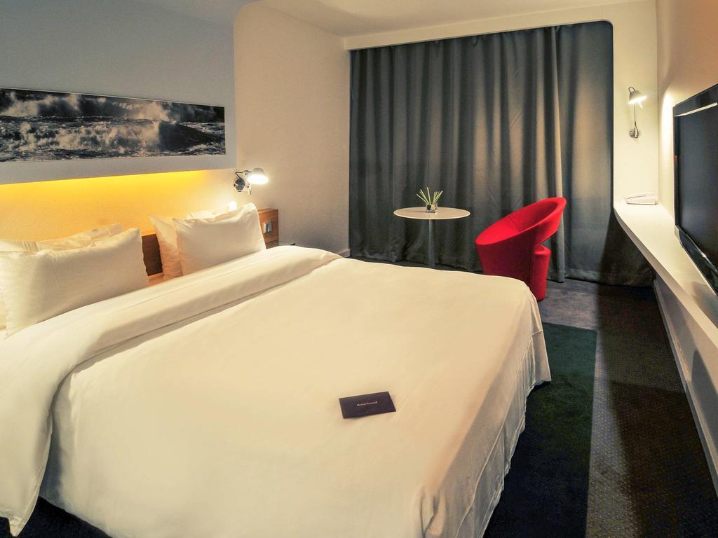 imagen del hotel Mercure Nantes Centre Gare