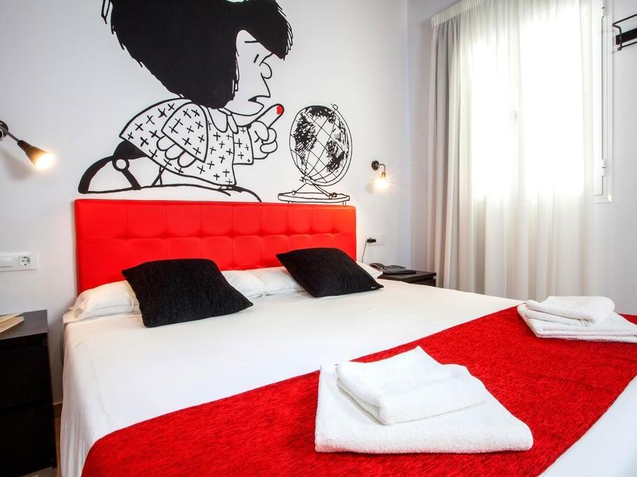 imagen del hotel Casual de las Letras Sevilla