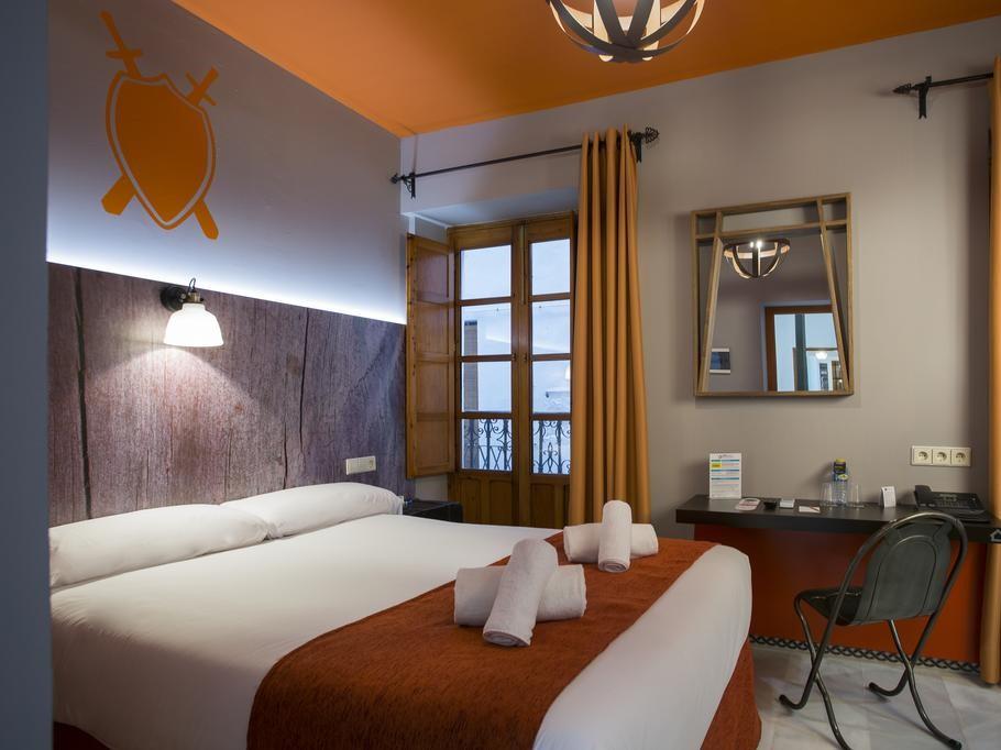 imagen del hotel Casual don Juan Tenorio Sevilla