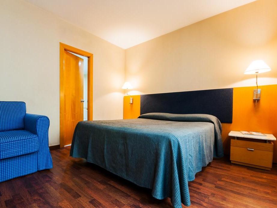 imagen del hotel Villacarlos