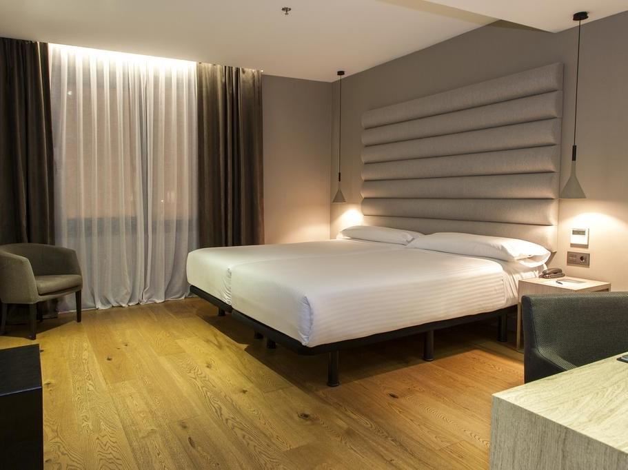 imagen del hotel Zenit Vigo