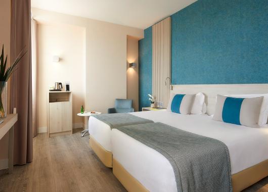 imagen del hotel Hotel Faro & Beach Club