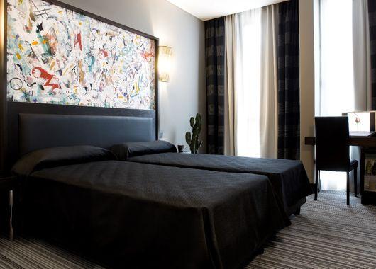 imagen del hotel Twenty One Hotel