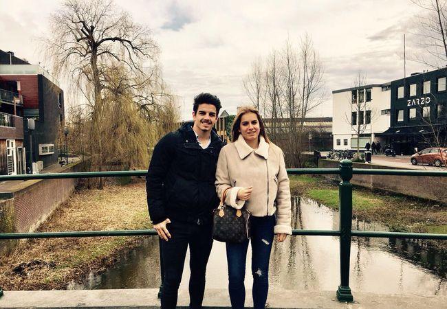 imagen de la experiencia de viajar con Drumwit contada por Stefanie y Ramón