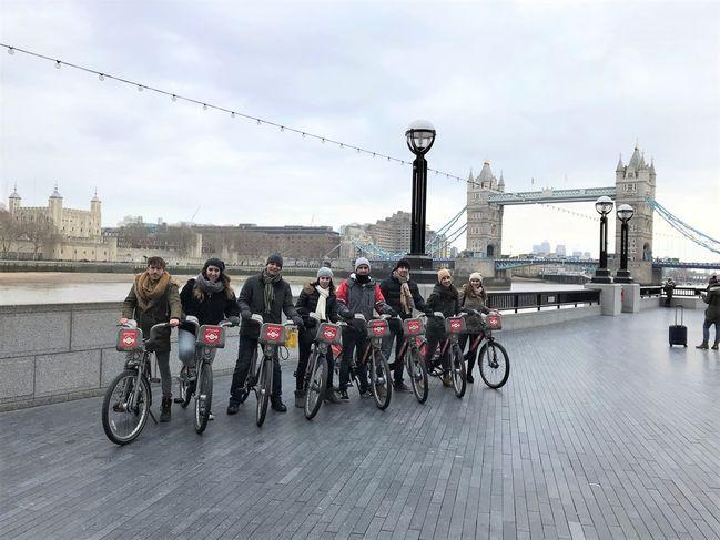 imagen de la experiencia de viajar con Drumwit contada por Sara, Joaquin, Alba, Paula, Ivan, Diego, Laia Y Roberto